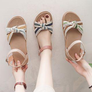 WesWes - Platform Sandals