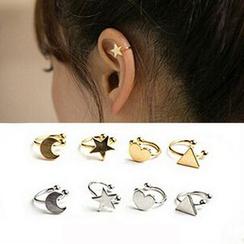 MUNGO - Ear Cuff (Various Designs)