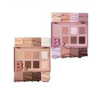 BANILA CO - Eyecrush Multi Shadow Palette - 2 Colors