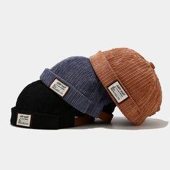 KOKOBOLA - Corduroy Docker Hat