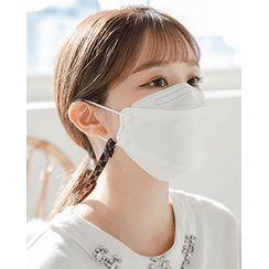 Miss21 Korea(ミス21コリア) - Monogram Tape Mask Strap