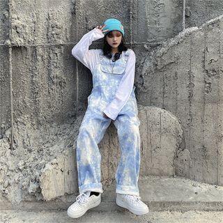 2DAWGS(2ドーグス) - Dye Print Jumper Pants