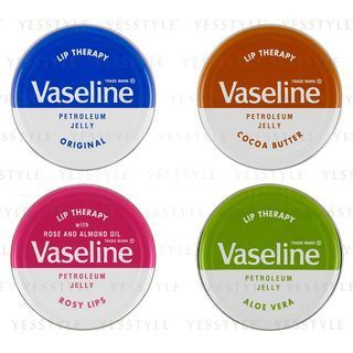 Vaseline - Lip Therapy 20g - 4 Types