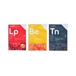 谜尚 - Phyto-Chemical Skin Supplement Sheet Mask - 7 Types