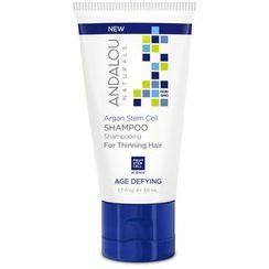 Andalou Naturals - Argan Stem Cell Age Defying Shampoo 1.7 oz 6 pc