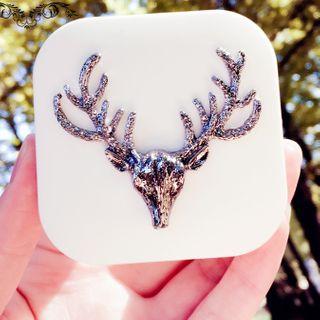 Good Day - Deer Contact Lens Case