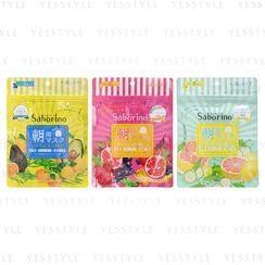 BCL - Saborino Morning Mask 5 pcs - 5 Types
