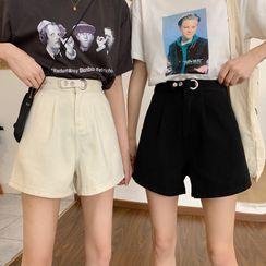 Sisyphi - Denim Shorts