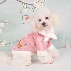 Puppy Love - Embroidered Pet Top