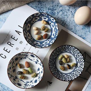 Heysoo - Printed Ceramic Bowl