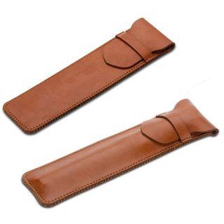 Kinyi - Faux Leather Ipad Pencil Case