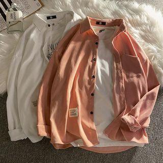 POSI - Corduroy Shirt Jacket