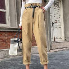 Windune - Cropped Straight-Fit Pants