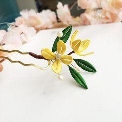 Rivermoon - 花朵发簪