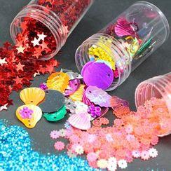 Brightside - Art Drawing Glitter / Sequin Set