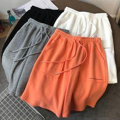 ZIFAN - Drawstring Shorts