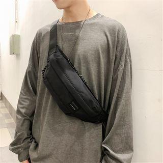 ETONWEAG - 貼布繡斜背包