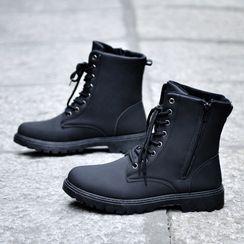BELLOCK - 系带及踝靴