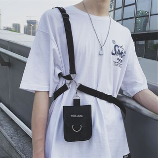 SUNMAN(サンマン) - Grommet Strap Utility Belt Bag