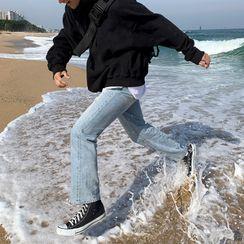 MRCYC - Washed Straight Leg Jeans