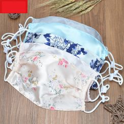 Homy Bazaar - 絲口罩