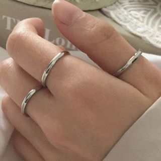 Betsuno - Stainless Steel Ring
