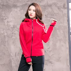 PAIYIGE - Sports Zip Jacket