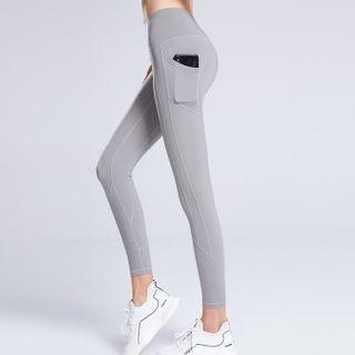 Vortego - 口袋瑜伽长裤