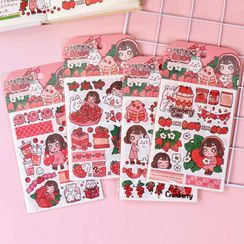 SASHI - Cartoon Print Sticker