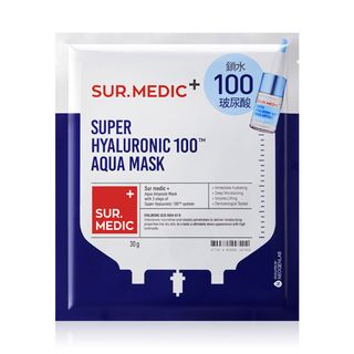 NEOGEN - Surmedic Super Hyaluronic 100 Aqua Mask