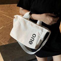 Yellowtail - Canvas Handbag