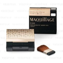 Shiseido - Maquillage Case For Dramatic Mood Veil Silky