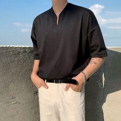 MRCYC - Short-Sleeve Knit Top