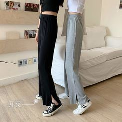 OUREA - 开衩运动裤