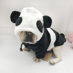 Seven Heaven - Panda Hooded Pet Top