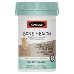 Swisse - Kids Bone Health Tablet