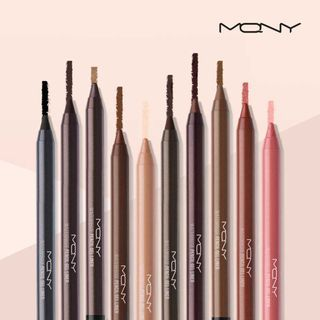 MACQUEEN - Waterproof Pencil Gel Liner II (Heroine Edition) (5 Colors)
