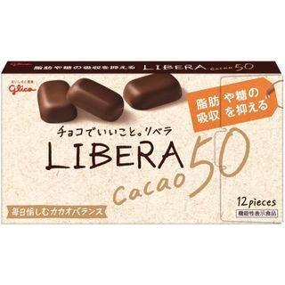 Glico - Libera Cacao 50 Chocolate