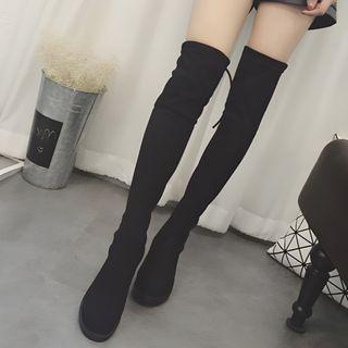 Weiya - 过膝靴