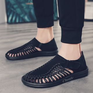 MARTUCCI - Cut-Out Slip-Ons