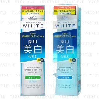 Kose - White Moisture Mild Lotion 180ml - 2 Types