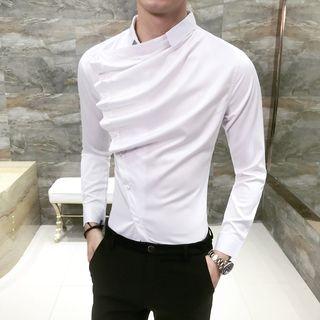 Ferdan(フェーダン) - Asymmetric Shirt