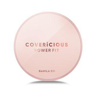 BANILA CO - Covericious Power Fit Cushion - 6 Colors