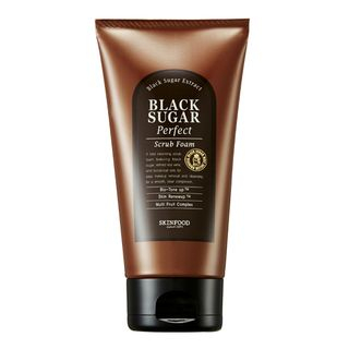 SKINFOOD(スキンフード) - Black Sugar Perfect Scrub Foam 180g