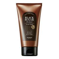 SKINFOOD - Black Sugar Perfect Scrub Foam 180g