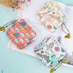 Cutie Bazaar - Printed Sanitary Pouch
