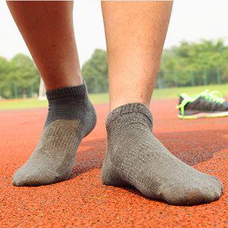 Meigo - Set Of 6: Plain Socks