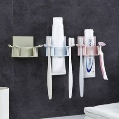 Home Simply - Adhesive Toothbrush Holder