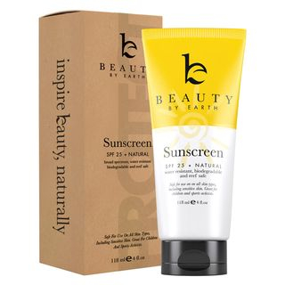 Beauty by Earth - Natural Mineral Body Sunscreen SPF 25