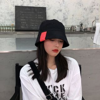 HATHOT - Patched Bucket Hat